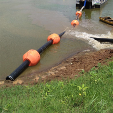 挖泥船浮体大浮力聚乙烯浮筒规格