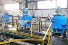 锌铟提取设备用离心萃取机湿法萃取