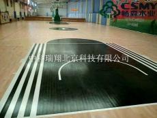 北京周边体育运动场馆地板装饰工程都选畅森