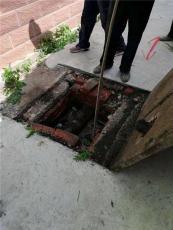 南京水西門高壓清洗污水管道-雨水管道