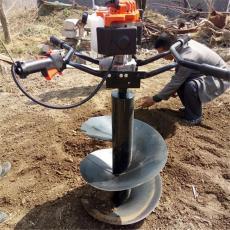 省油節能挖坑機 農用打坑機安裝