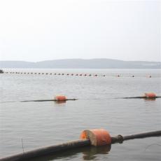 港口扩建管线浮筒聚乙烯材质浮体价格
