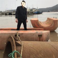 河道环保疏浚浮体抽沙船浮桶型号