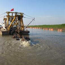 挖泥船配套聚乙烯浮体塑料托管装置