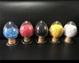 聚酯PET紡絲纖維阻燃母粒  抗熱氧老化