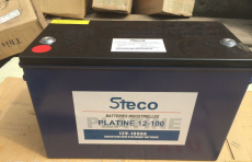 法国StecoFC12-200/12V200AH电池机柜专用