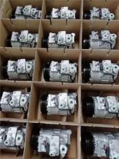 斯巴鲁森林人压缩机冷气泵 散热网 蒸发器