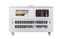 静音20kw汽油发电机选择