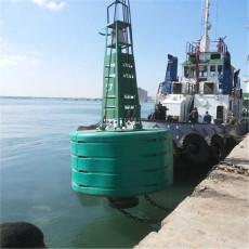 柏泰航道航标锥形塑料浮标供应