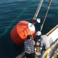 航道标识塑料浮标1.8米警示浮标加工