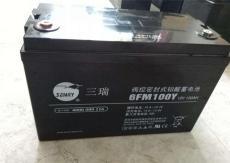 三瑞Senry6FM200-X/12V200AH蓄電池5G通信