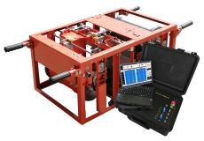 武漢建巖供BR系列超聲波成孔成槽質量檢測儀