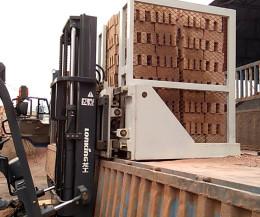 托盘运输 集装箱运输专用设备抱砖机