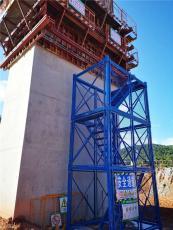 安全爬梯生产厂家基坑安全梯笼工程安全梯笼