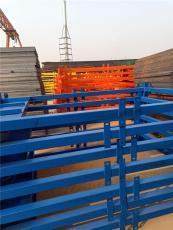 厂家批发75型香蕉式安全爬梯框架式安全梯笼
