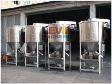 廣東供應1噸不銹鋼立式加熱拌料機塑料烘干