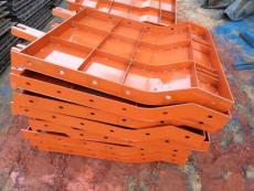 水泥道路防撞墙模具高品质-河北方达模具厂