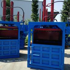 油漆桶双缸打包机 60吨纸箱液压打包机