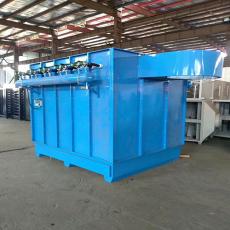 山東家具廠車間木工除塵器粉塵處理設備