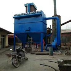 山東1噸半中頻爐除塵器 鑄造廠電爐除塵器