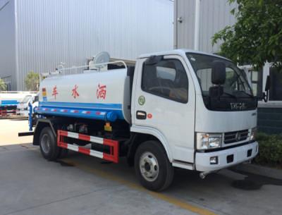 国五5吨东风洒水车厂家批发价格仅8万多