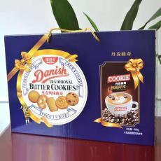 河南淘老头饼干礼盒