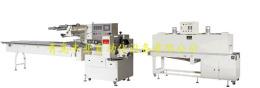 青岛丰业带加标签功能的蚊香热收缩膜包装机