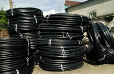 懷化PE管材 HDPE水管 塑料盤管