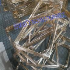 玫瑰金镶框装饰框无缝焊接不锈钢装饰框