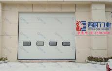 绍兴西朗滑升门  提升门品牌