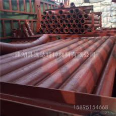 鹽城耐磨陶瓷管 耐磨陶瓷鋼管廠家