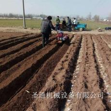 重庆小黄姜种植开沟机 开沟培土机