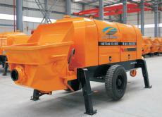 混凝土输送泵厂家混凝土输送泵租赁