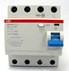 ABB原裝F204 AC-80/0.3漏電斷路器