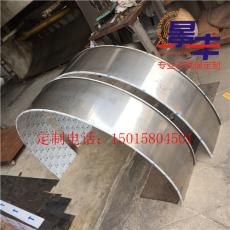 不銹鋼超寬弧形門套 半圓形包邊收邊門框定