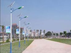 郴州宜章縣廠家直供LED戶外太陽能路燈工程