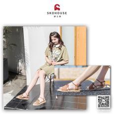 舒士客女鞋带你领略春日风采展现您的无穷魅