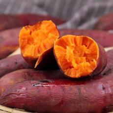 西瓜紅紅薯 平價批發 全年供貨 綠色無公害