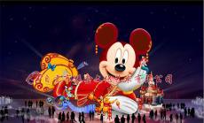 花灯设计制作/大型灯组/中国迪士尼
