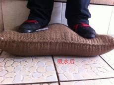 应急抢险防汛自吸水3-5可膨胀20公斤膨胀袋