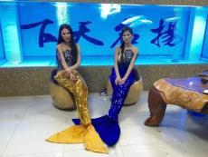 美人鱼表演出租活动美人鱼缸表演展示租赁