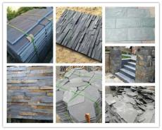 厂家批发供应青石板石材冰裂纹碎拼石