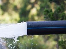 韶關PE管材 韶關PE管價格 HDPE水管 塑料盤
