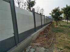 深圳A型钢围挡厂家 烤漆板钢围挡批发