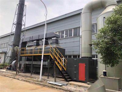 催化燃烧设备厂家A九江催化燃烧设备厂家