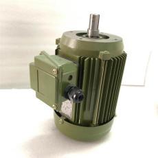 东莞厂家直销三相异步电机铝合金电机0.75kw