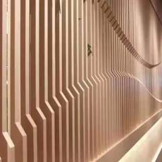 天津墙面铝方通生产设计安装