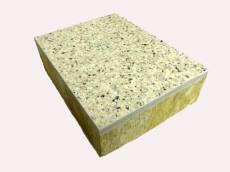 内外墙保温 保温建材 真石漆装饰一体板