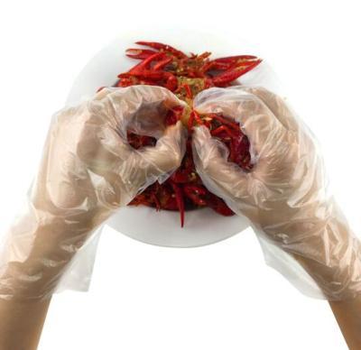 加厚食品用一次性手套厂家