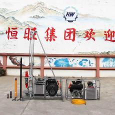直銷30型物探鉆機 氣動鉆機 小型氣動鉆機